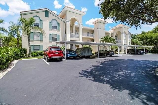 480 Bermuda Cove Way 1-104, Naples, FL 34110 (MLS #220041255) :: Team Swanbeck