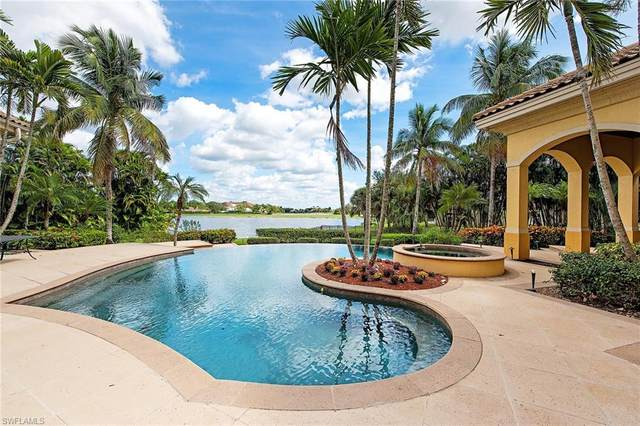 4564 Brynwood Dr, Naples, FL 34119 (#220041329) :: The Dellatorè Real Estate Group