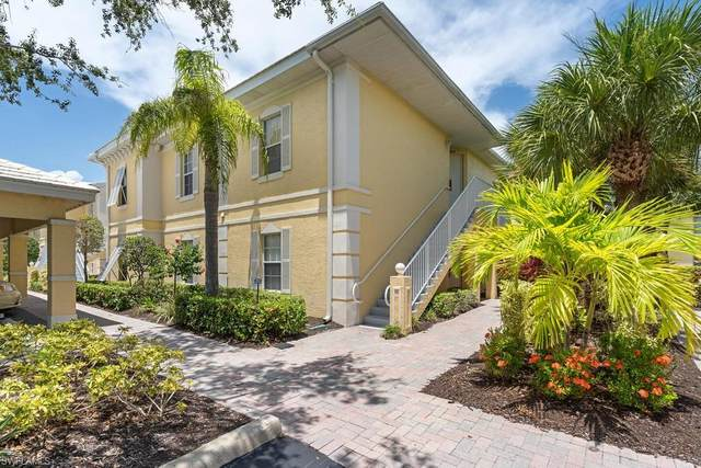 1350 Sweetwater Cv #204, Naples, FL 34110 (#220041346) :: Equity Realty