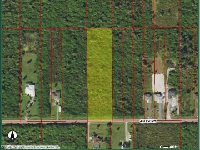 xx 41st Ave NW, Naples, FL 34120 (MLS #220041363) :: Dalton Wade Real Estate Group