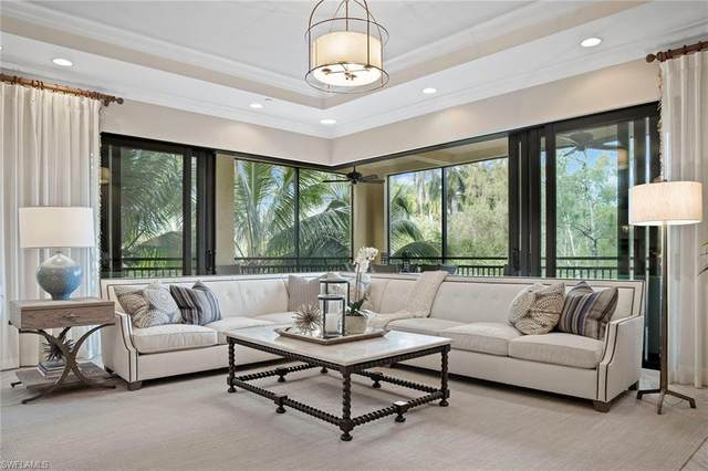 2727 Tiburon Blvd E #101, Naples, FL 34109 (MLS #220041382) :: Dalton Wade Real Estate Group