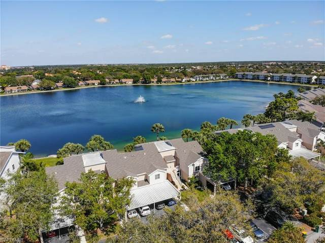 2731 Citrus Lake Dr G-102, Naples, FL 34109 (#220041399) :: The Dellatorè Real Estate Group