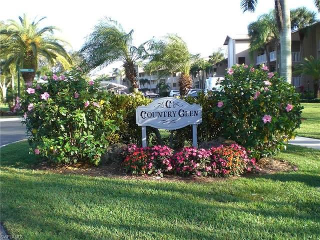 7320 Glenmoor Ln #2105, Naples, FL 34104 (#220041403) :: Caine Premier Properties