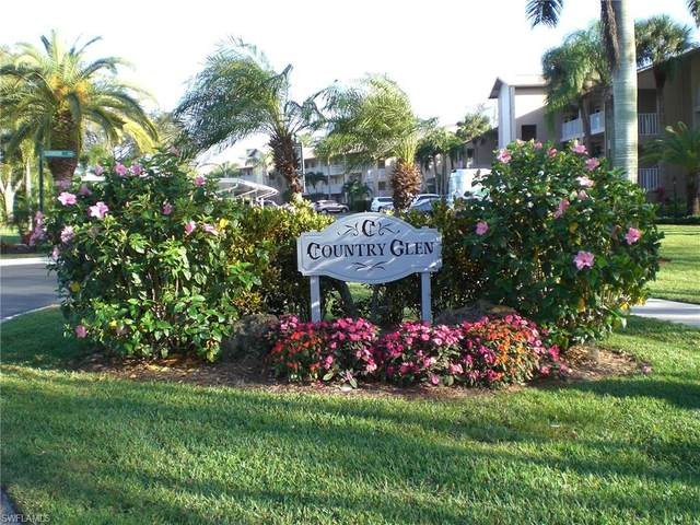 7320 Glenmoor Ln #2105, Naples, FL 34104 (#220041403) :: Jason Schiering, PA