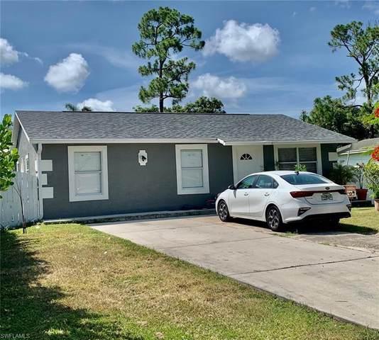 5205 Holland St, Naples, FL 34113 (#220041409) :: Caine Premier Properties