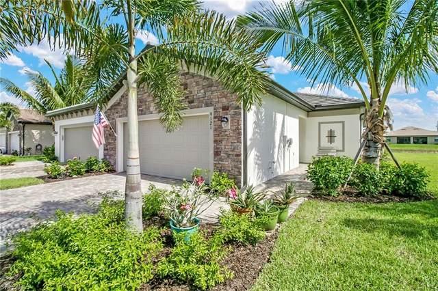 9121 Glenforest Dr, Naples, FL 34120 (#220041451) :: Equity Realty