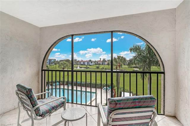 13 High Point Cir N #307, Naples, FL 34103 (#220041613) :: Southwest Florida R.E. Group Inc