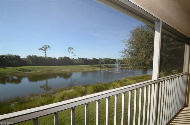 2805 Cypress Trace Cir #203, Naples, FL 34119 (MLS #220041684) :: Dalton Wade Real Estate Group