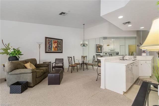 28631 Carriage Home Dr #202, Bonita Springs, FL 34134 (#220041695) :: The Dellatorè Real Estate Group