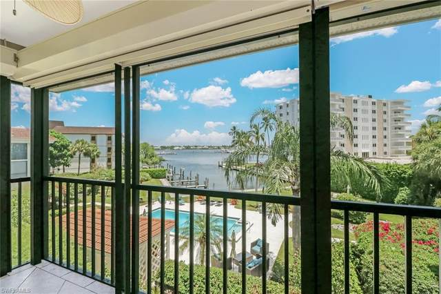 1301 7th St S #203, Naples, FL 34102 (#220041775) :: Southwest Florida R.E. Group Inc