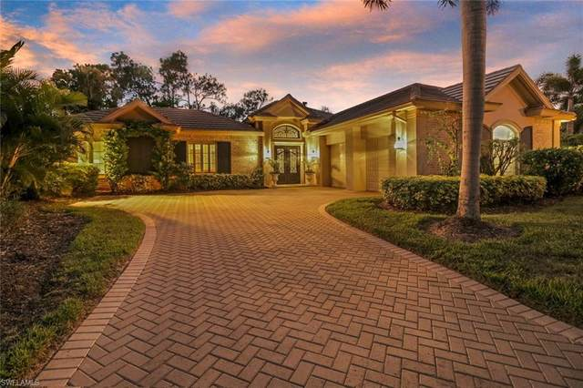 3214 Sedge Pl, Naples, FL 34105 (#220041854) :: The Dellatorè Real Estate Group