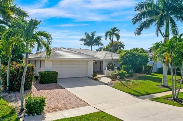 219 Geranium Ct, Marco Island, FL 34145 (MLS #220041880) :: Palm Paradise Real Estate