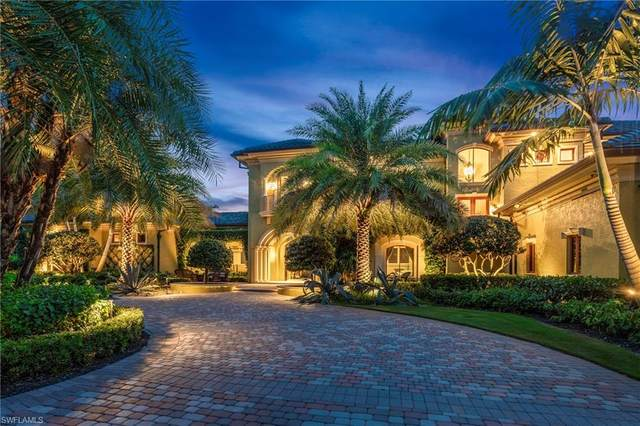 6955 Verde Way, Naples, FL 34108 (#220041901) :: Caine Premier Properties