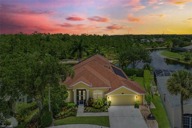 220 Backwater Ct, Naples, FL 34119 (#220041991) :: Equity Realty