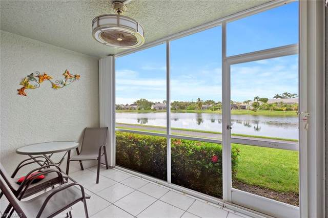 850 New Waterford Dr P-102, Naples, FL 34104 (#220042076) :: Equity Realty