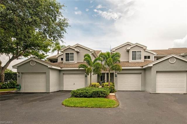 2541 Citrus Lake Dr A-105, Naples, FL 34109 (#220042115) :: Equity Realty