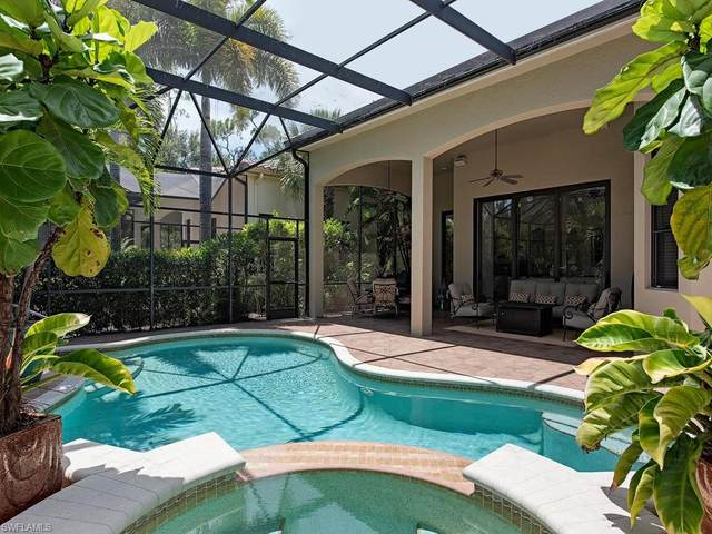 18061 Lagos Way, Naples, FL 34110 (#220042179) :: The Dellatorè Real Estate Group