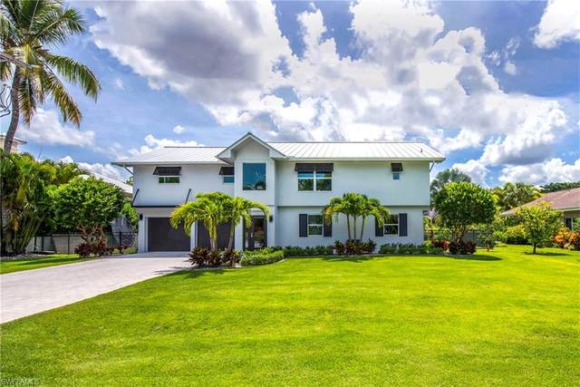 5236 Starfish Ave, Naples, FL 34103 (MLS #220042297) :: RE/MAX Realty Group