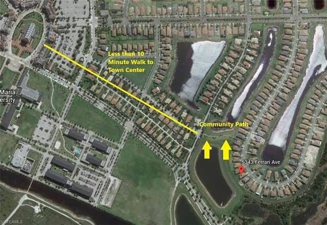 5343 Ferrari Ave, AVE MARIA, FL 34142 (MLS #220042336) :: Palm Paradise Real Estate