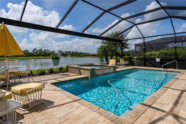 23769 Pebble Pointe Ln, Estero, FL 34135 (MLS #220042403) :: Florida Homestar Team