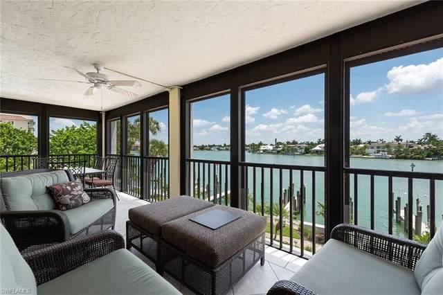 2400 Gulf Shore Blvd N #205, Naples, FL 34103 (MLS #220042606) :: The Naples Beach And Homes Team/MVP Realty