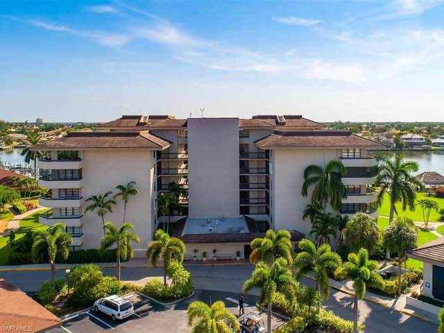 601 Seaview Ct C-603, Marco Island, FL 34145 (MLS #220042658) :: Kris Asquith's Diamond Coastal Group