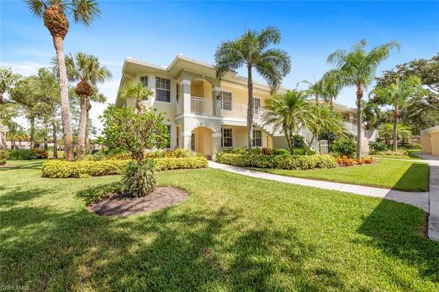 2295 Carrington Ct #101, Naples, FL 34109 (#220042700) :: Caine Premier Properties
