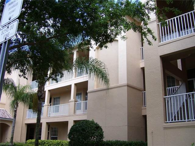 8223 Parkstone Pl #206, Naples, FL 34120 (#220042807) :: The Dellatorè Real Estate Group