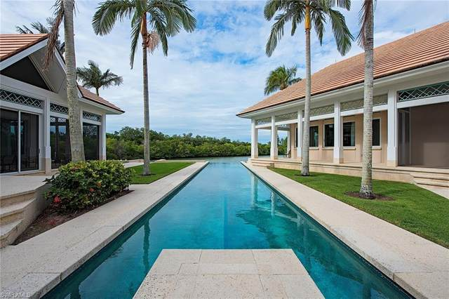 3800 Fort Charles Dr, Naples, FL 34102 (#220042837) :: Vincent Napoleon Luxury Real Estate