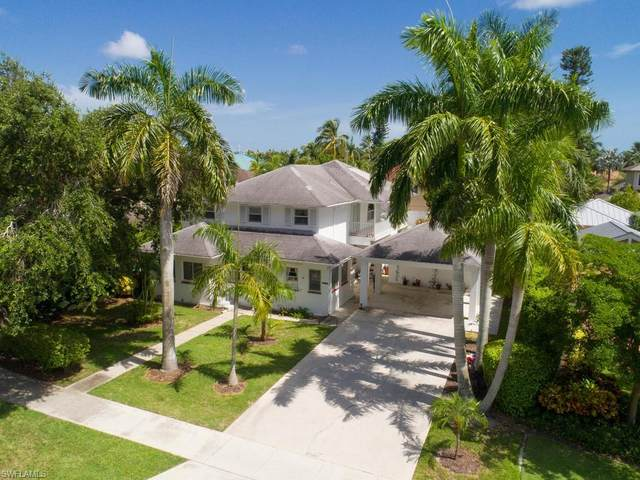 264 8th Ave S, Naples, FL 34102 (MLS #220042958) :: The Naples Beach And Homes Team/MVP Realty