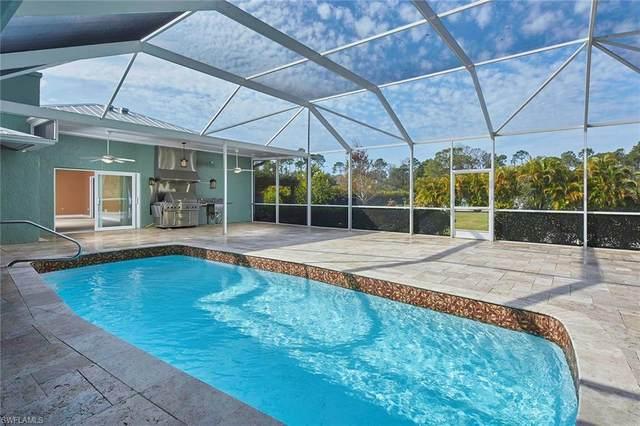 2475 Santa Barbara Blvd, Naples, FL 34116 (#220043022) :: The Dellatorè Real Estate Group