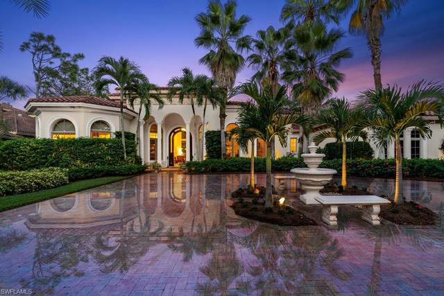 15202 Brolio Way, Naples, FL 34110 (#220043041) :: The Dellatorè Real Estate Group