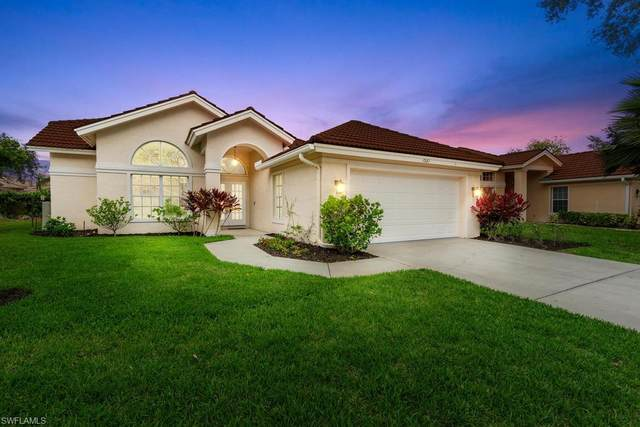 7661 San Sebastian Way, Naples, FL 34109 (#220043053) :: The Dellatorè Real Estate Group