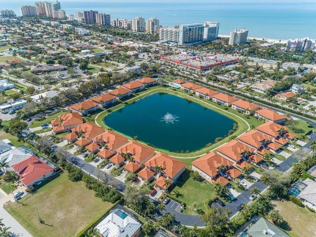 610 Club Marco Cir #202, Marco Island, FL 34145 (MLS #220043113) :: Kris Asquith's Diamond Coastal Group