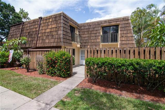 12351 Woodrose Ct #4, Fort Myers, FL 33907 (#220043136) :: Caine Premier Properties