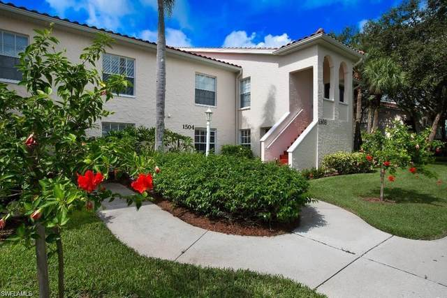106 Siena Way #1504, Naples, FL 34119 (#220043170) :: The Dellatorè Real Estate Group