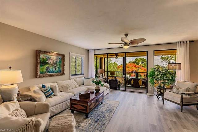 6510 Valen Way B-305, Naples, FL 34108 (MLS #220043173) :: Palm Paradise Real Estate