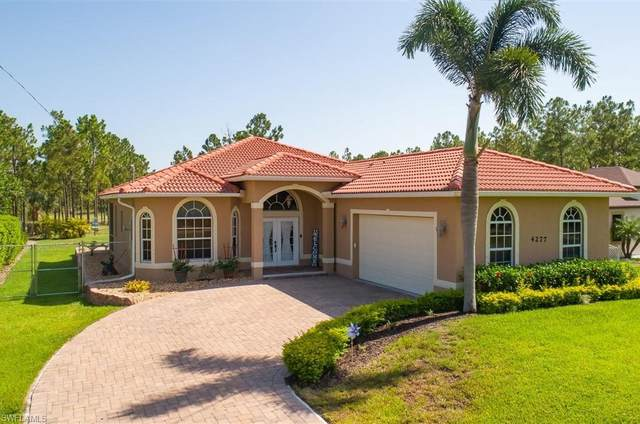 4277 43rd Ave NE, Naples, FL 34120 (MLS #220043201) :: RE/MAX Realty Group