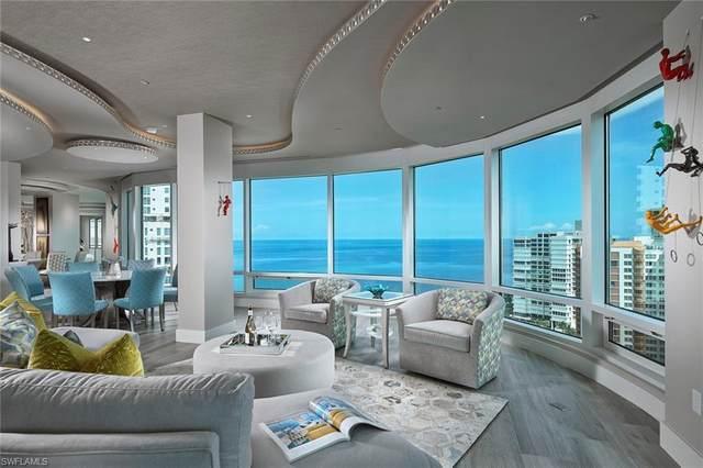 4151 Gulf Shore Blvd N Ph-3N, Naples, FL 34103 (MLS #220043227) :: The Naples Beach And Homes Team/MVP Realty