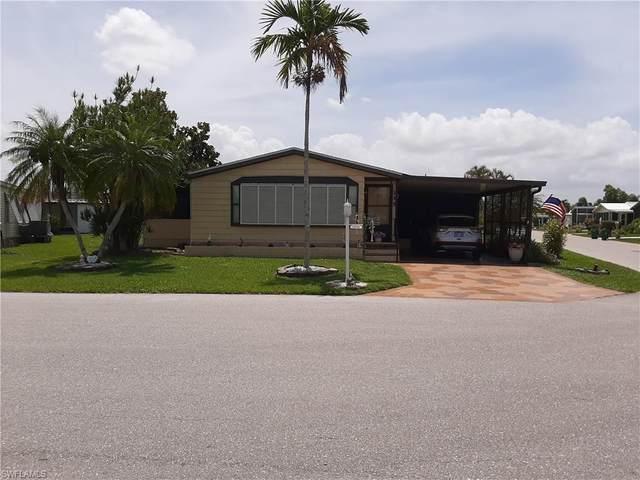 199 Coconut Palm Cir #199, Naples, FL 34114 (#220043235) :: Southwest Florida R.E. Group Inc
