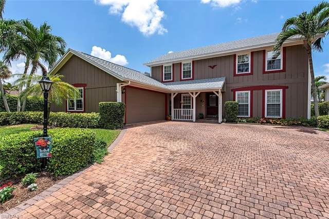 1420 Jewel Box Ave, Naples, FL 34102 (#220043236) :: The Dellatorè Real Estate Group