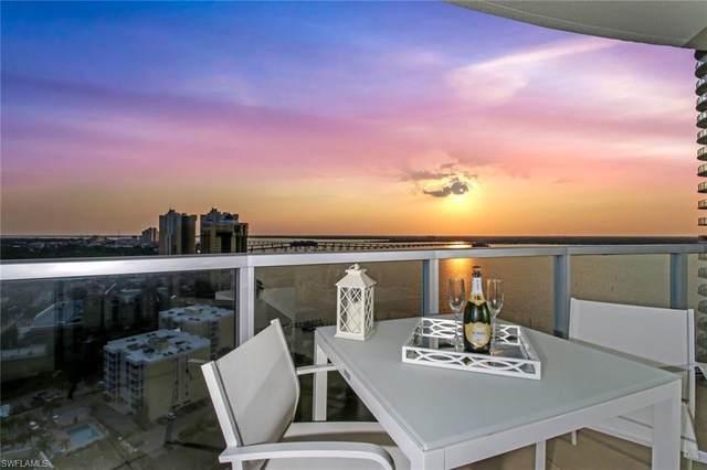 3000 Oasis Grand Blvd Lph3, Fort Myers, FL 33916 (MLS #220043248) :: Clausen Properties, Inc.