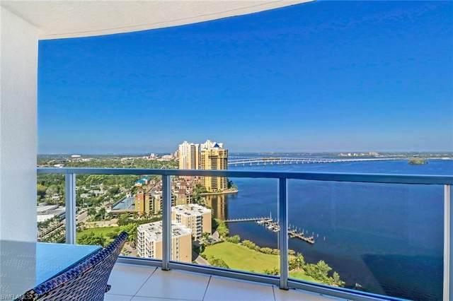 3000 Oasis Grand Blvd Lph3, Fort Myers, FL 33916 (MLS #220043274) :: Kris Asquith's Diamond Coastal Group