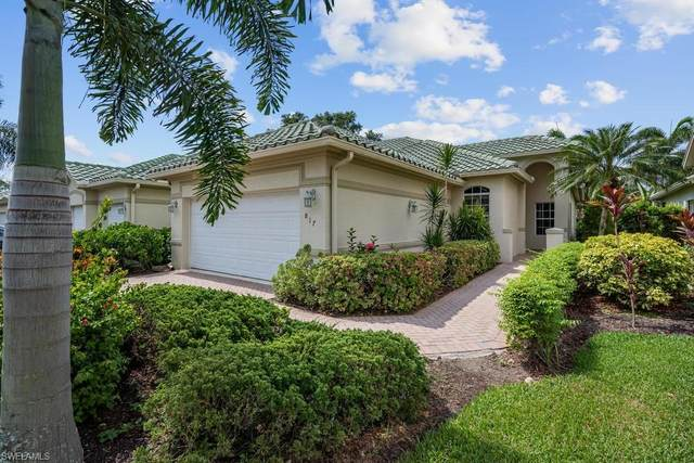 817 Vistana Cir #25, Naples, FL 34119 (MLS #220043325) :: Clausen Properties, Inc.