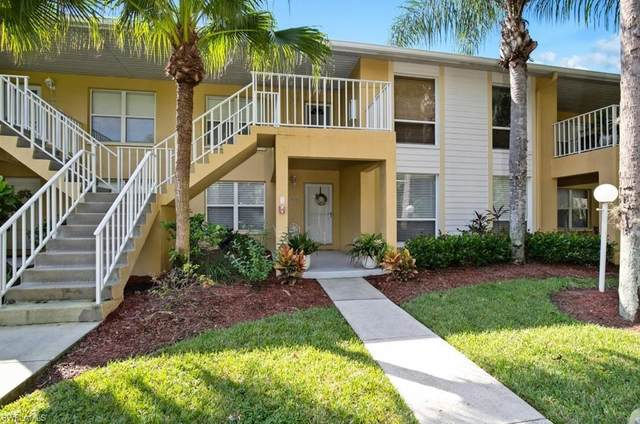 1290 Yesica Ann Cir G-102, Naples, FL 34110 (MLS #220043350) :: RE/MAX Realty Group
