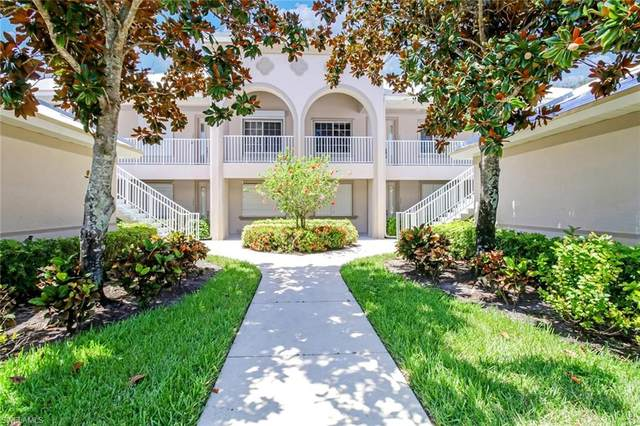 1112 Manor Lake Dr H-203, Naples, FL 34110 (#220043593) :: Equity Realty