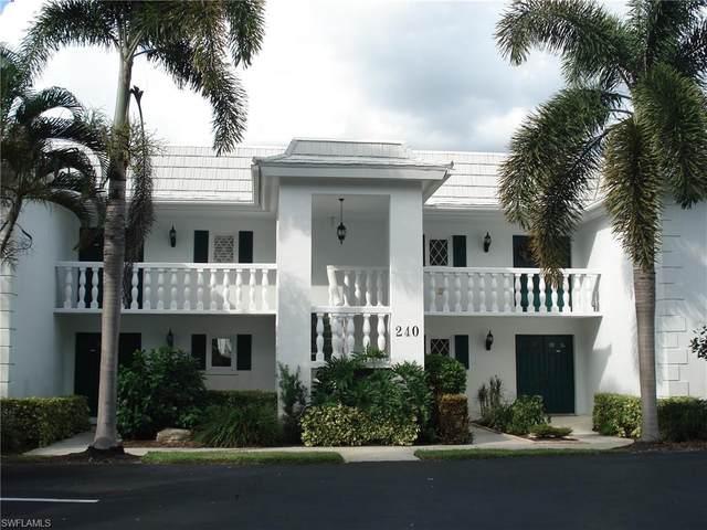230 Palm River Blvd D102, Naples, FL 34110 (#220043607) :: Southwest Florida R.E. Group Inc