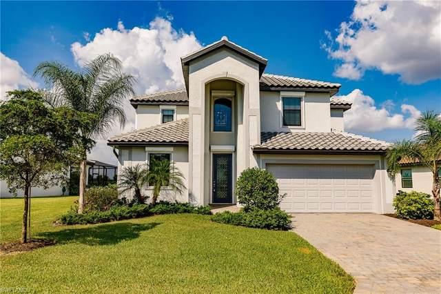 11552 Shady Blossom Dr, Fort Myers, FL 33913 (MLS #220043663) :: Eric Grainger | NextHome Advisors