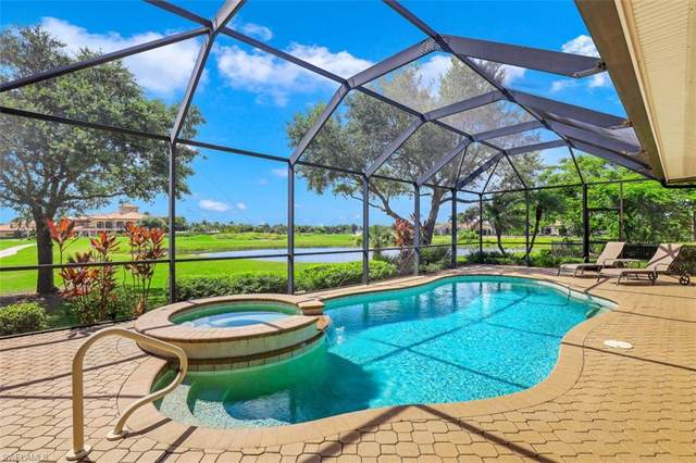 9680 Monteverdi Way, Fort Myers, FL 33912 (MLS #220043860) :: Eric Grainger | Engel & Volkers