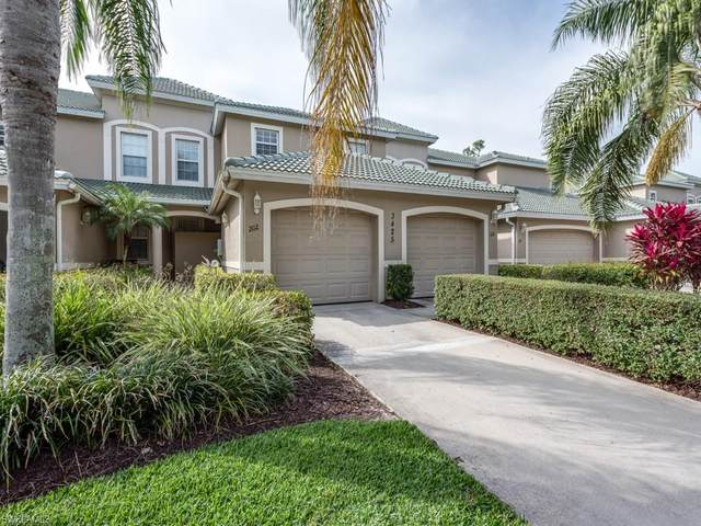 3425 Laurel Greens Ln S #202, Naples, FL 34119 (MLS #220044022) :: BonitaFLProperties